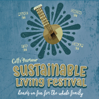 Sustainable Living Festival logo