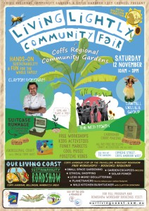 Living Lightly Community Fair